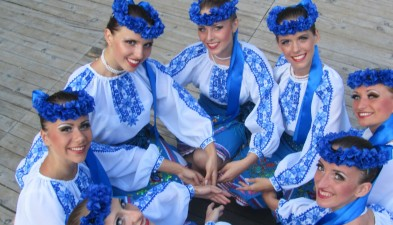 Spectacle folklorique « Ukraine »